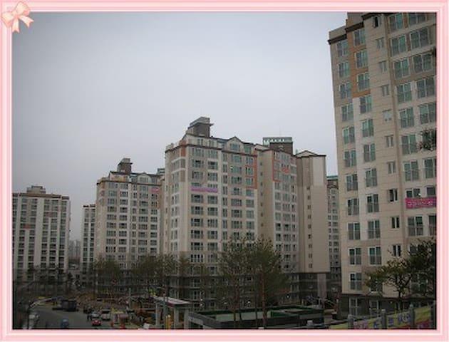 청주시 다나함 - Heungdeok-gu, Cheongju-si - Apartemen