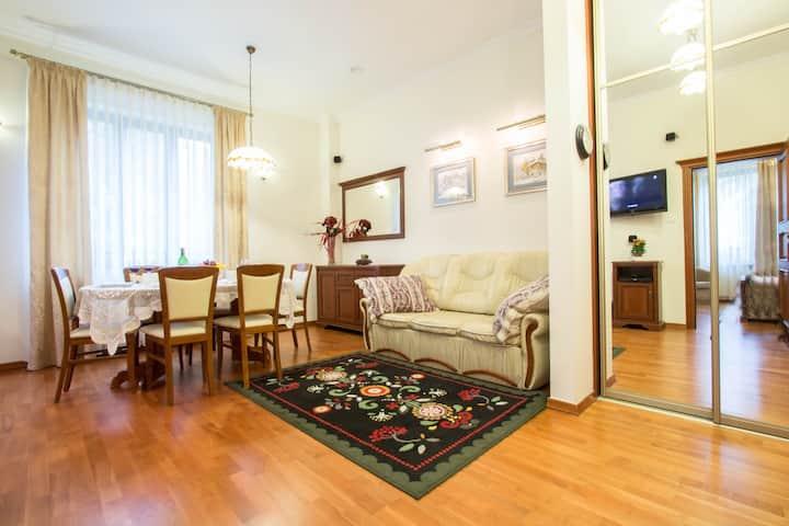 Apartament Bursztynowy Zakopane