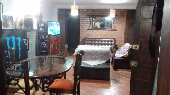 Cusco Bed & Breakfast Double private room Iskay