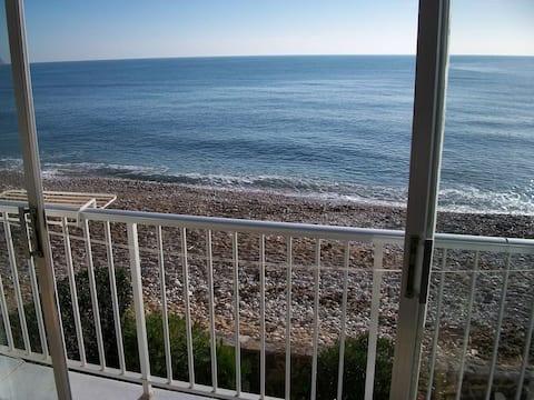 Altea Beach Front  'Oden 5', (max. 4 p.)