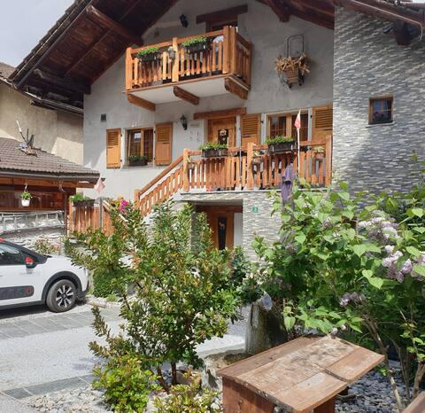 Très bel appartement à Chalais - Valais (Suisse)