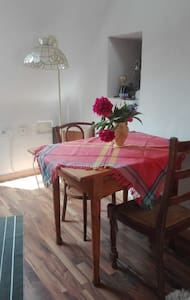 Chambre en duplex avec terrasse privée