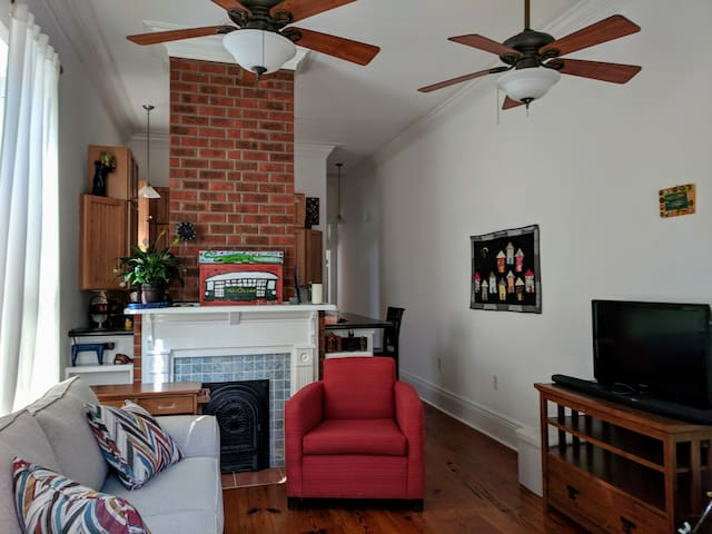 Charming private 1 BR apt in Uptown, near Tulane