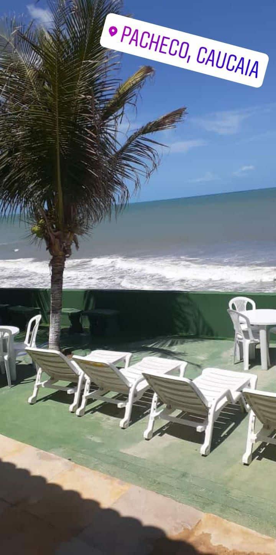 Linda Casa de Praia vista mar..