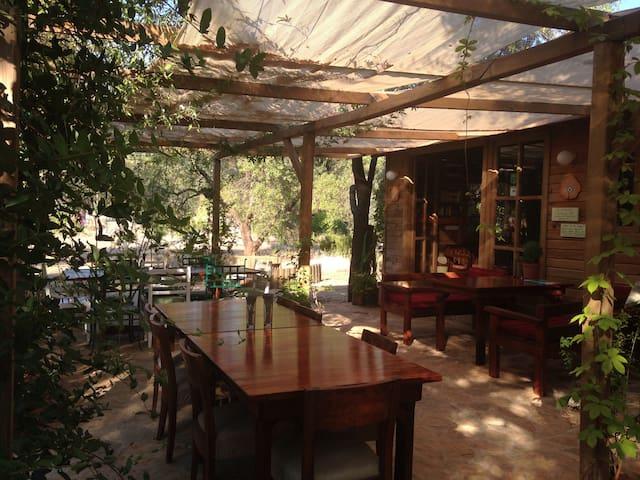 Hotel Narnia Kas, Turkey - Double Room