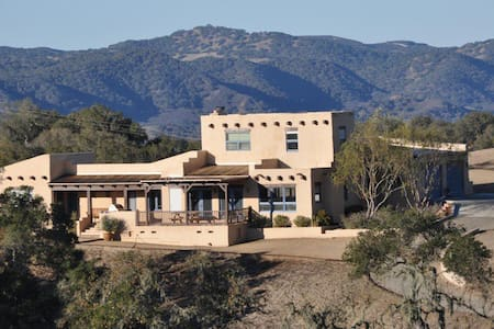 Adobe Ranch  Home With Views - Los Alamos - House