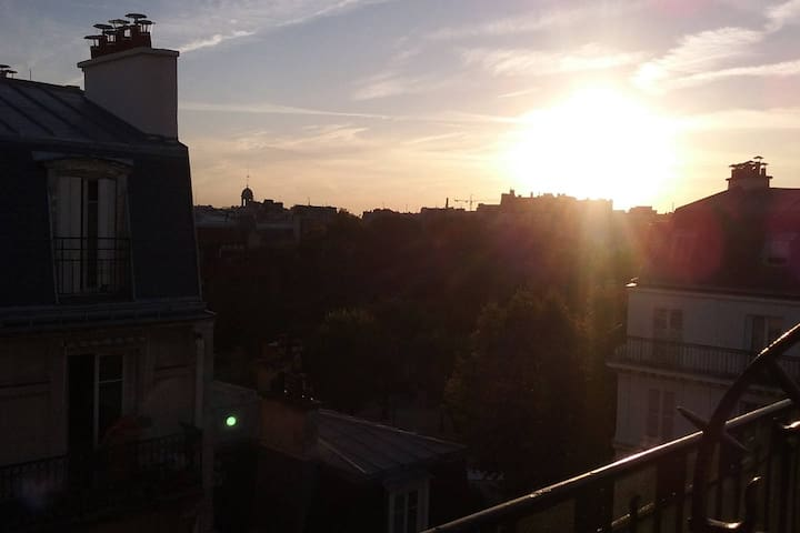 Appartement cosy proche Montparnasse