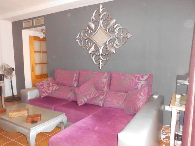 LUZ, SOL Y MAR - Almería - Apartment