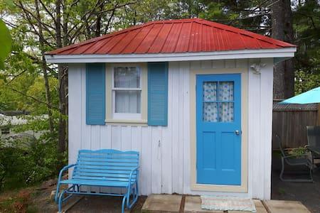 Caribbean Style Backyard Bunkee