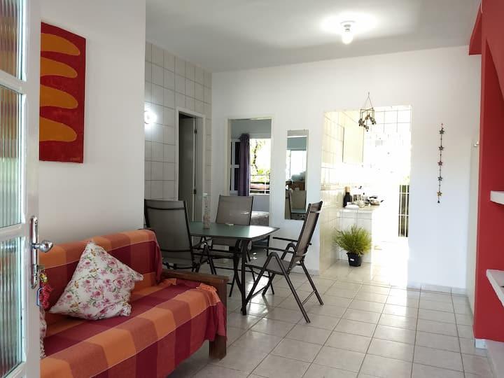 Apartamento para 02 pessoas em Porto de Galinhas
