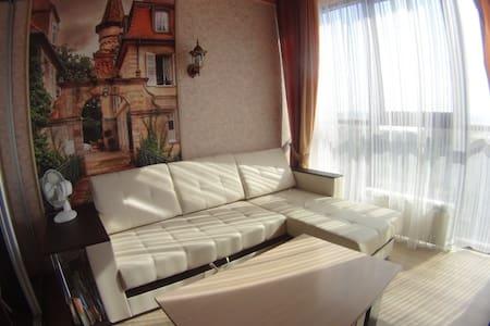 Создай свой отдых в отличной квартире студии - Bolshoy Sochi