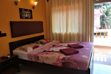Superior AC Double Room @Benaulim