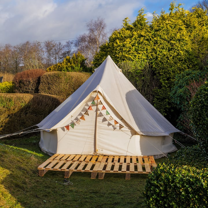 Beautiful Belle Glamping Tent - Lake District
