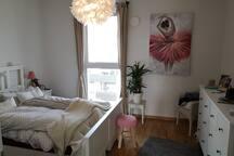 Schöne, sonnige Wohnung incl Tiefgaragenstellplatz