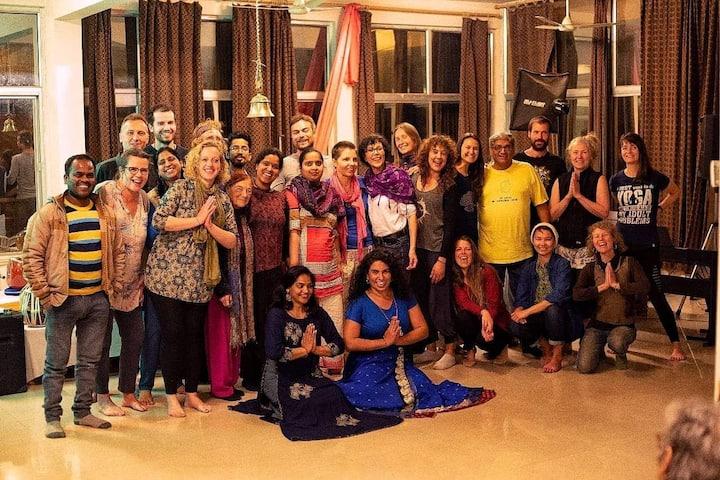 Devi music ashram