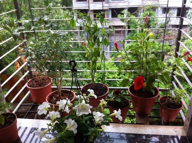 Serene stay@great location-Mumbai - Mumbai - Apartment