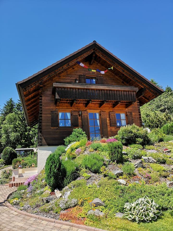 Die Welt zu Hause - Holzhaus Schöneck