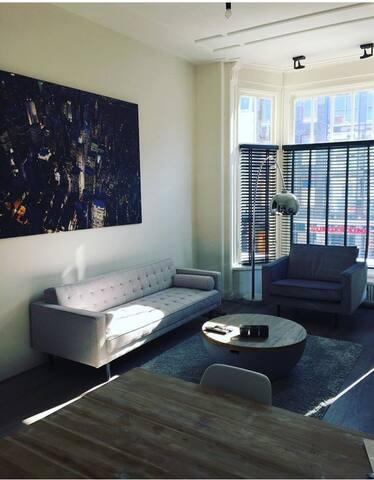 Mooi ruim appartement in hartje centrum Nijmegen
