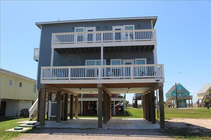 Blue Paradise - 50 min drive-- Houston to Beach! - Surfside Beach - Casa de vacances