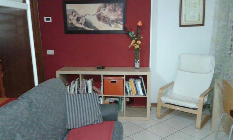 Monolocale arredato centro Parma - Parma - Pis