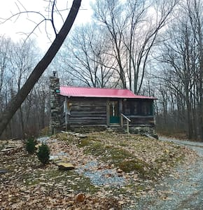 Cozy Cabin in the Woods- 55 mi from NYC - Holmes - Blockhütte