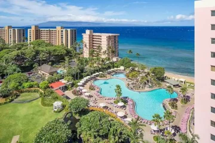 Kaanapali Beach Club - Scenic or Ocean View