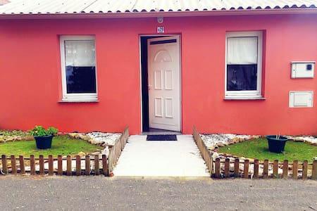 Casa ideal para parejas
