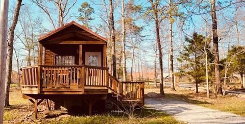 Tiny House cabin Monteagle