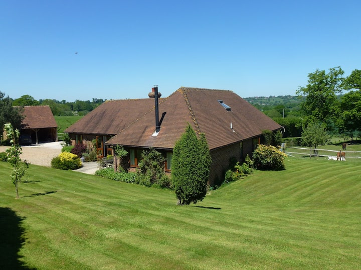 Bedgebury B&B - Three Chimneys Farm - Double Room