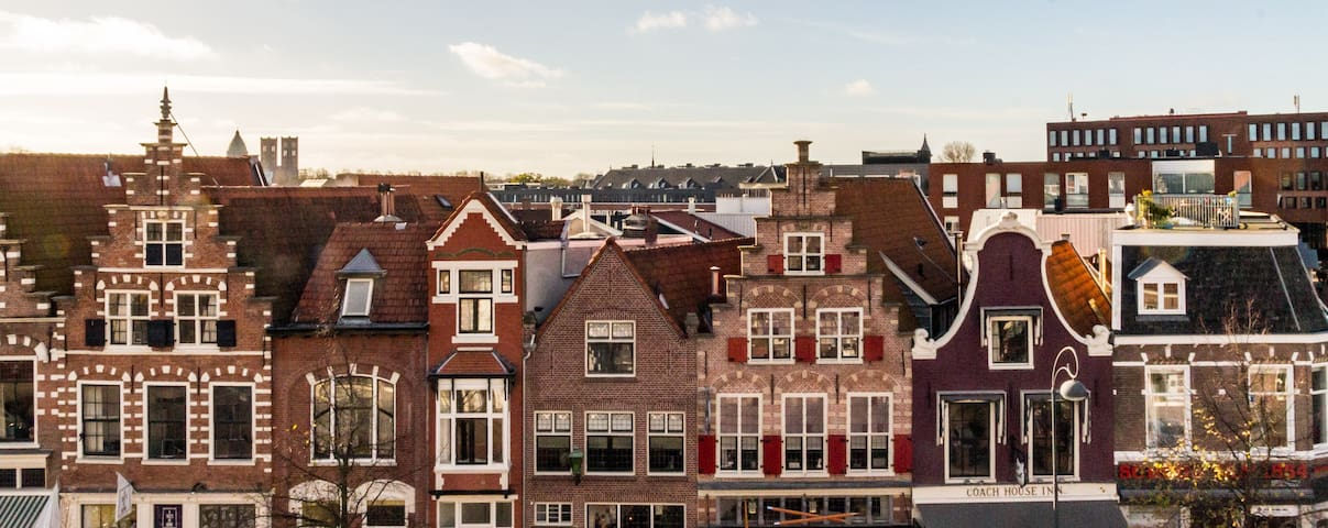 GOG A Cozy Lofts Haarlem