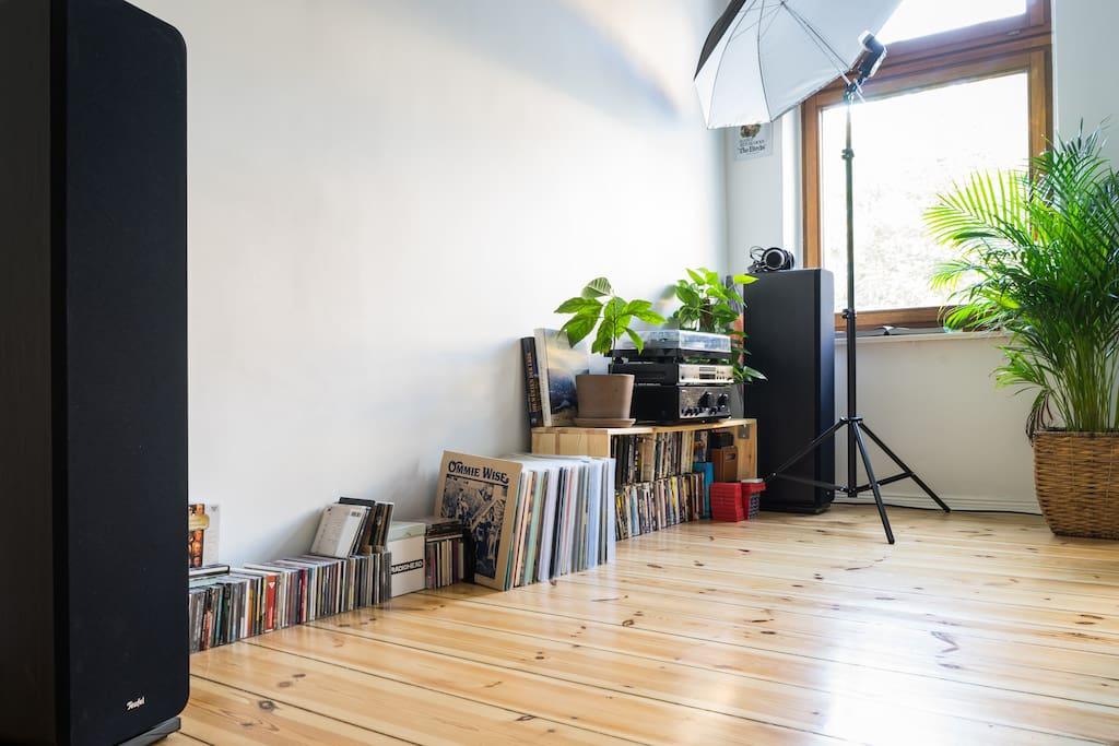 Living Room - Audio