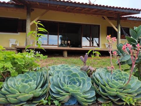 Casa Amarela de Campo de Cunha