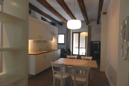 Flat#2 Renovated ancient town house - Talarn,Lleida - 公寓