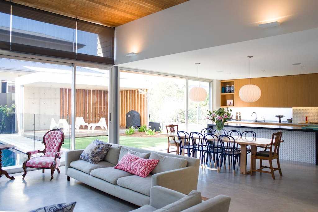 Living/Dining & Kitchen