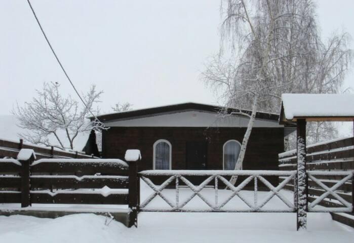Гостевой дом в п.Солотча (близ Рязани)