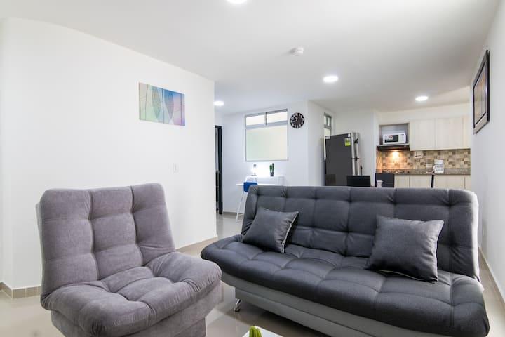 4| Modern apartment Parque Sabaneta by NOMAD GURU