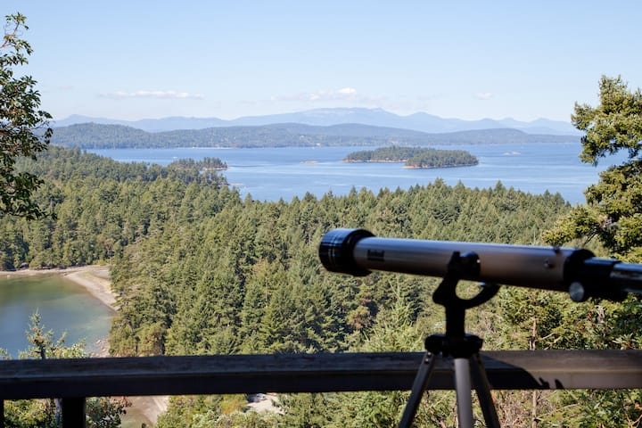 Galiano Harbour View House