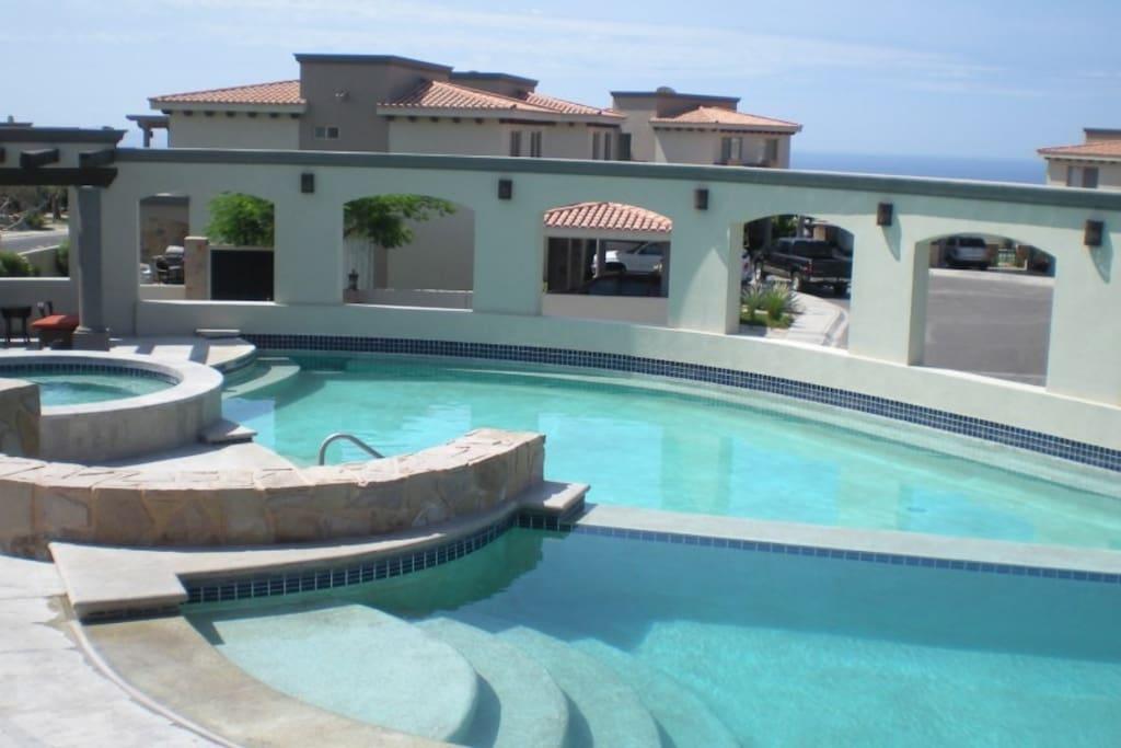 Casa club pool
