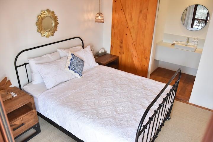 Beautiful and cozy room at Casa HX Holbox