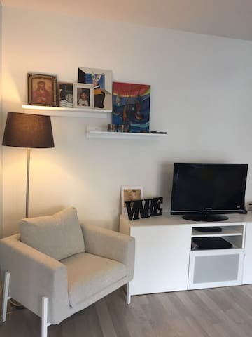 Modern Apartment two minutes away from Geneva