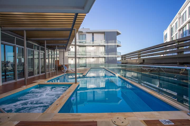 Luxury Resort Style Fremantle Apartment