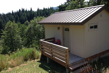 Aaaah! Getaway to The Guest Suite - White Salmon - Cabin