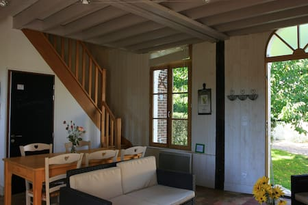 Maison de campagne ,beau panorama - Jupilles - Dom