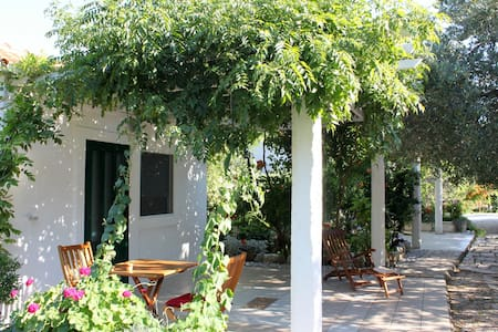 Romantic bungalow for two on Mljet - Babino Polje - Bungalou
