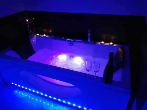 Laon'Vie !  Appartement privé avec bain balnéo
