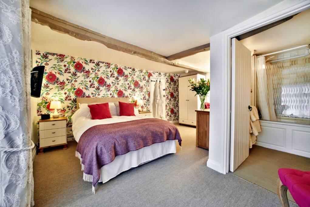 Nightingale, double room