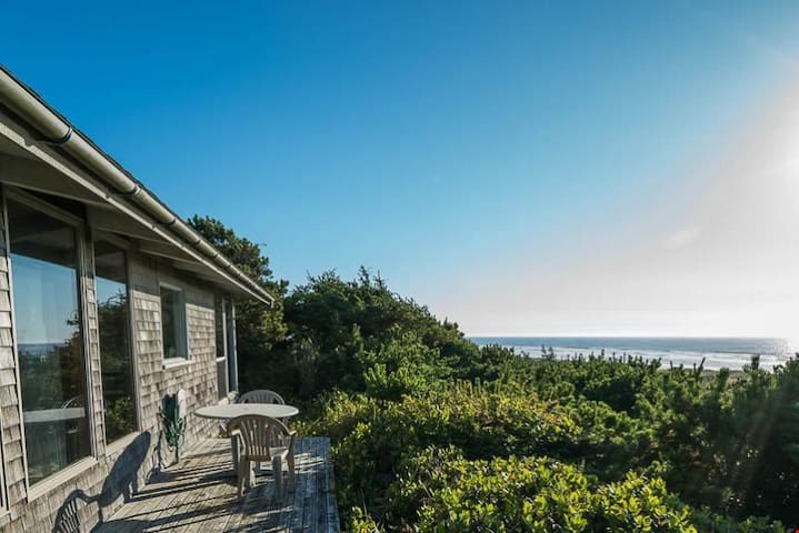 Cliff View Cabin (MCA 420) - Get Above it All with Spectacular Ocean Views from this Cliff-Top Cabin!