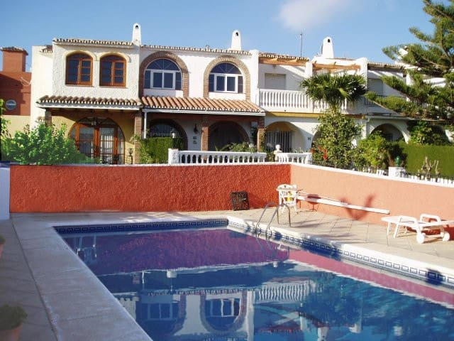 Wonderful house in a lovely area - Rincón de la Victoria - Hus