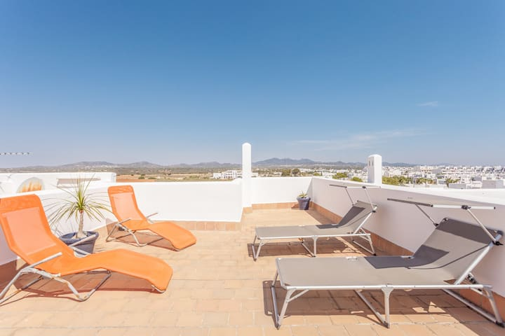 Precious apartment in Cala d'Or - Santanyí - Daire