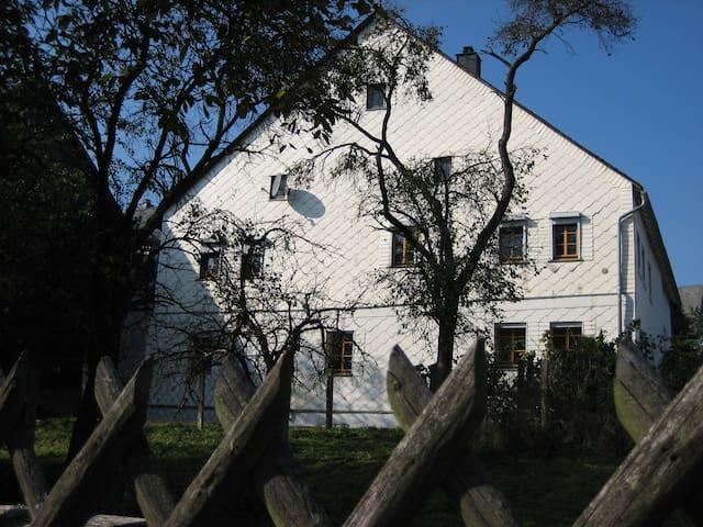Ferienhaus in Mosel-Hunsrück-Region - Peterswald-Löffelscheid - Hus